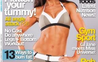 Ultra Fit Magazine 2013 - Natalia Muntean Kern